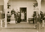 Opening of the Hutt Bowling Club